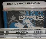 JUSTICE【HARDCORE】