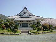 天理教東神田大教会の憩の広場