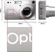 PENTAX Optio S/S4