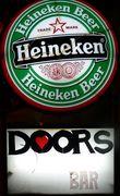 bar DOORS.