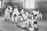 ヒャクモヤン柔術