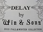 DELAY  by Win&Sons