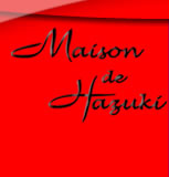 Maison de Hazukiで飲みましょう