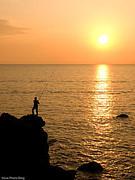 ウチナ〜釣りタイム (・ω・)