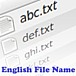 English File Name