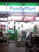 Family Mart〜和泉府中駅前店〜
