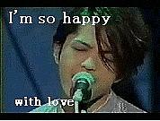 I'm so happy/L'Arc〜en〜Ciel