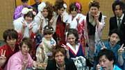 辰口中学校 90〜91年生まれ。