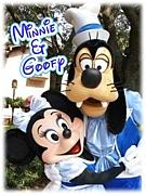 。・+゚*Minnie&Goofy*゚+・。