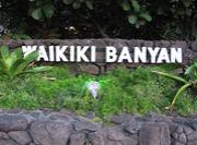 ワイキキバニアン WaikikiBanyan