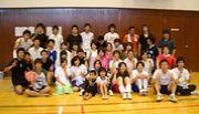 徳大バレーボール部2006