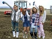 ノギャル20代農業*集え!若者