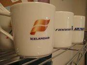Franc franc Airline Mug.