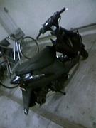 北大阪バイク盗難