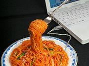スパゲティ嫌い