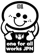 ★ONE FOR ALL WORKS★
