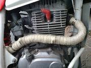 remodeling motorcycle.