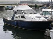 マイボートで東京湾の釣り