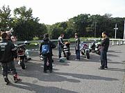 "Motor Cycle CLUB  ""NASU"""
