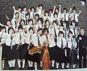 KBSB♪2009年度卒業生