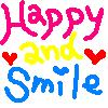 ☆Happy and Smile☆