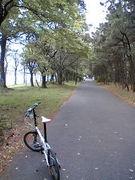 小さな自転車で、小さな旅