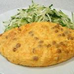 納豆オムレツ大好き!