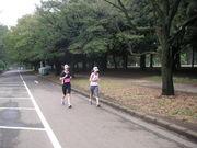 小金井公園を走ろう