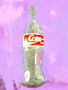 なぜか瓶のコーラが好き