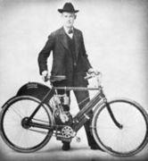 American Vintage Motorcycle
