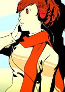 P3P〜女主人公〜ハム子に愛