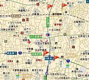 新中野〜中野坂上〜東中野〜中野