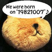 1982年10月7日生まれ