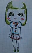 緑髪のオンナノコ*オトコノコ