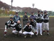 草野球チーム「FIGHT CLUB」