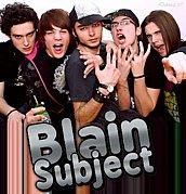 Blain Subject