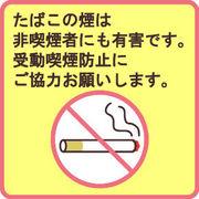 受動喫煙(たばこ/タバコ/煙草)