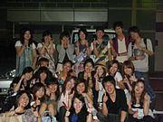 ヤガシバの会 西南09年派遣留学