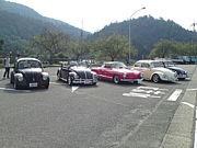 おこしやす 京都空冷VW