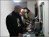 ターンテーブルバンド&djバンド