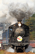 蒸気機関車C56型