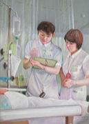 30代で看護師になった方