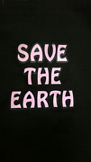 "VOLLEYBALL""SAVE THE EARTH"""
