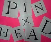 PIN×HEAD