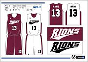 RIONS★  長岡バスケットボール