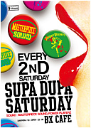SUPA DUPA SATURDAY