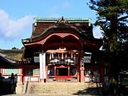 石清水八幡宮が好き!!