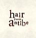 �������Ƽ� hair room antibe