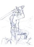 筋肉描くのが好き!