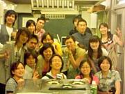 世界の料理で国際交流PARTY